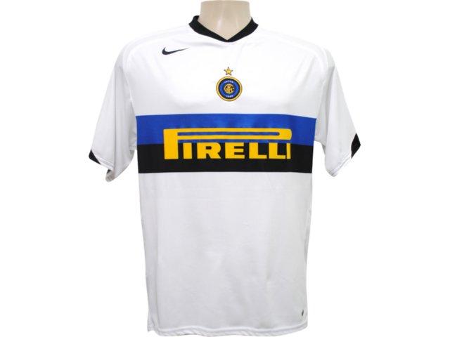Camiseta Masculina Nike 106828 Branco