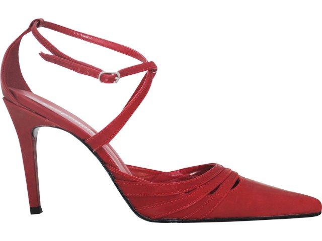 Chanel(x) Feminino Stephanie 813 Vermelho