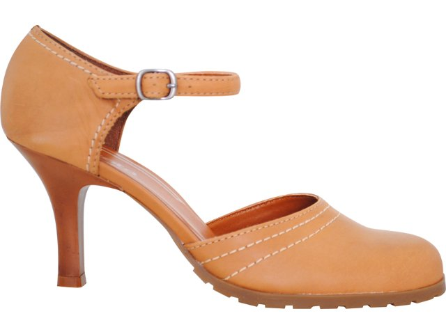 Clog x Feminino Dakota 2821 Natural