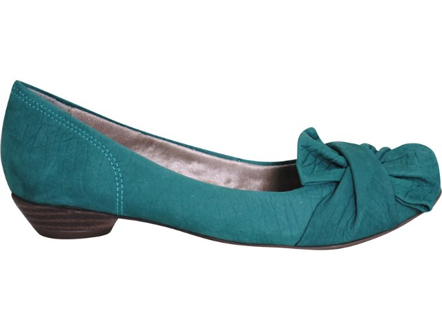 Sapato Feminino Ramarim 111107 Verde