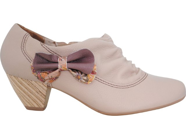 Sapato Feminino Campesi 1825 Avelã