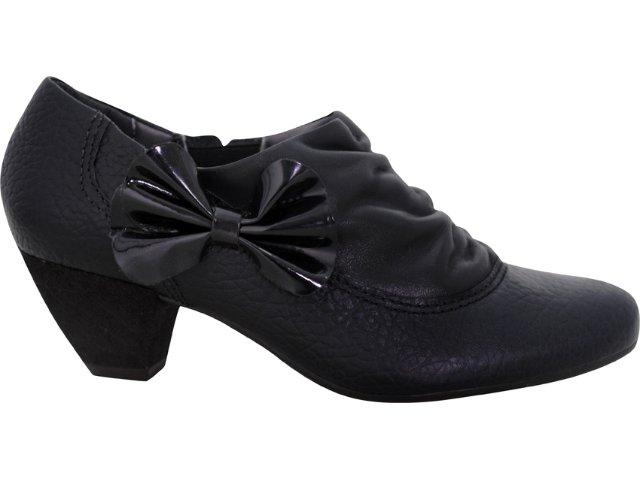 Sapato Feminino Campesi 1825 Preto