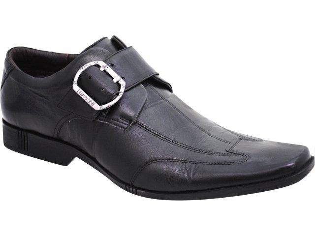 Sapato Masculino Ferracini 6932 Preto