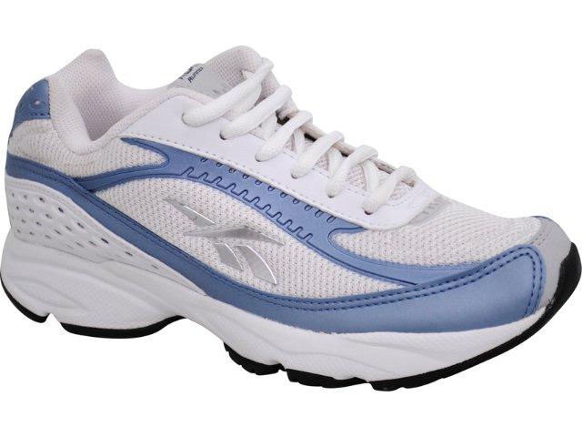 Tênis Feminino Reebok Dynamic Runner Branco/turquesa