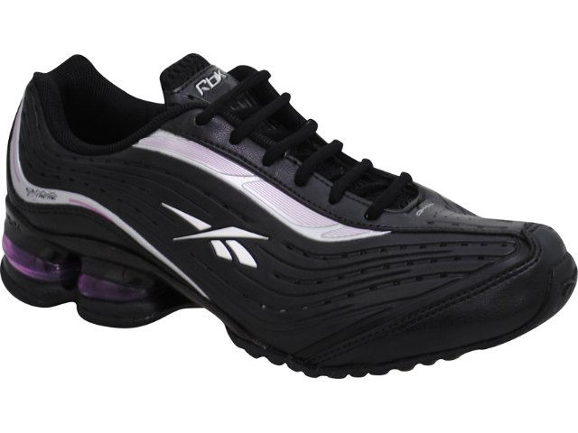 Tênis Feminino Reebok Magic Preto/violeta