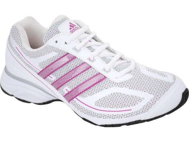Tênis Feminino Adidas Evo Synt G29137 Branco/rosa