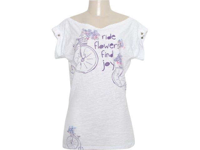Blusão Feminino Checklist 19.10.1574 Branco