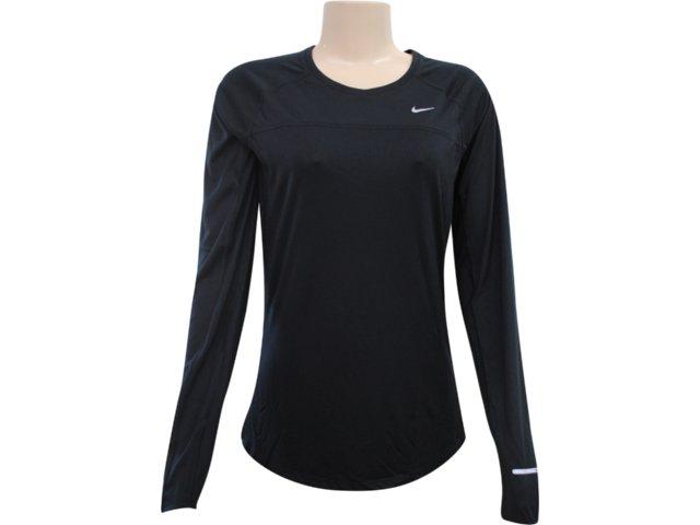Camiseta Feminina Nike 405255-010 Preto
