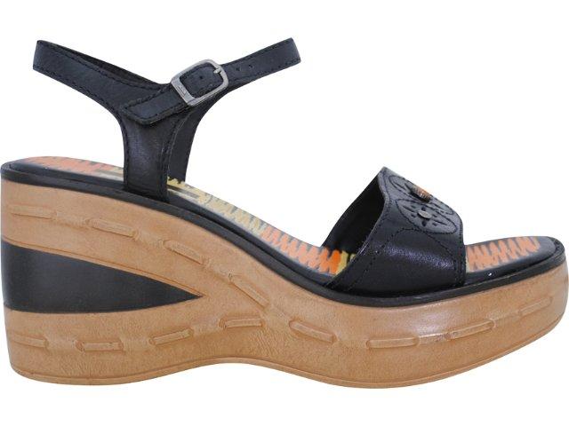 Sandália Feminina Dakota A2505 Preto