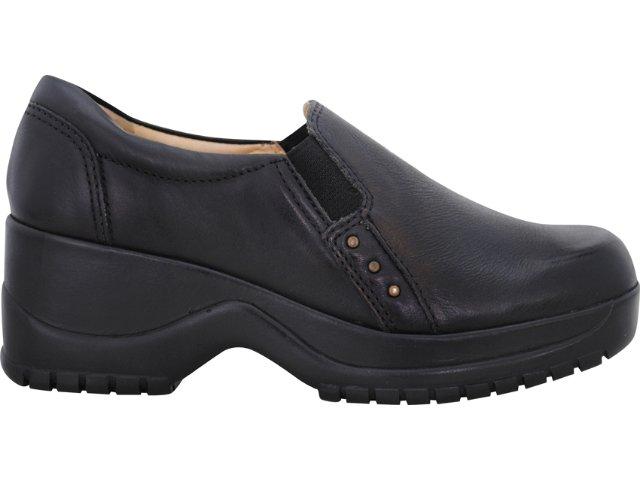 Sapato Feminino Dakota F2363 Preto