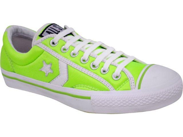 Tênis Feminino All Star Bo621083 Verde