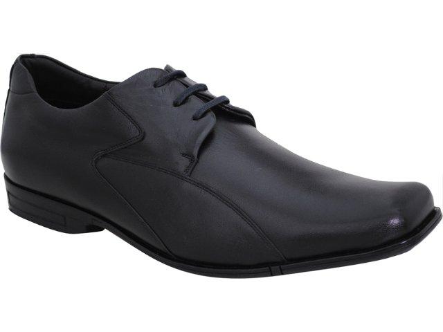 Sapato Masculino Ferracini 4186 Preto