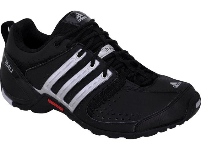 Tênis Masculino Adidas U41843 Mali 10 Preto/cinza