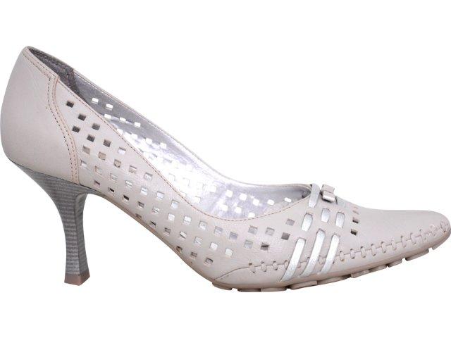 Sapato Feminino Ramarim 47106 Gelo