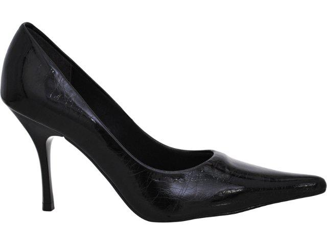 Sapato Feminino Vizzano 1125500 Preto