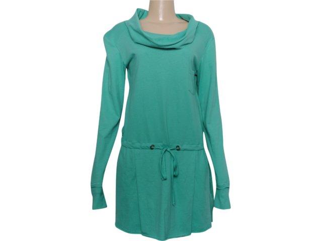 Vestido Feminino Cavalera Clothing 11.03.0570 Verde