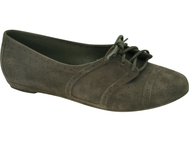 Sapato Feminino Grendene 16239 Verde