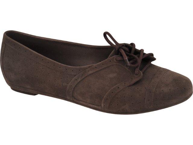 Sapato Feminino Grendene 16239 Bege