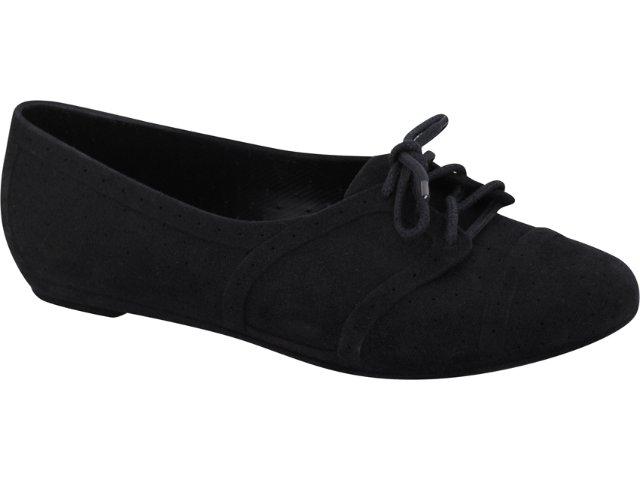 Sapato Feminino Grendene 16239 Preto