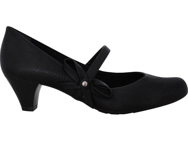 Sapato Feminino Ramarim 1164221 Preto
