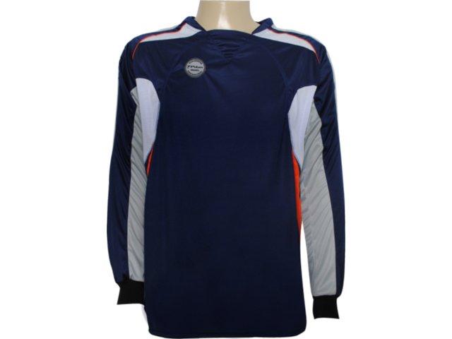 Camisa Masculina Poker 4377 Goleiro Marinho