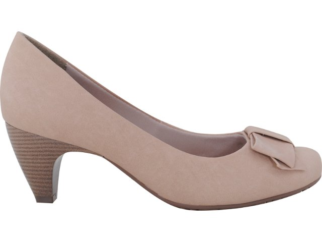 Sapato Feminino Ramarim 1165223 Avelã