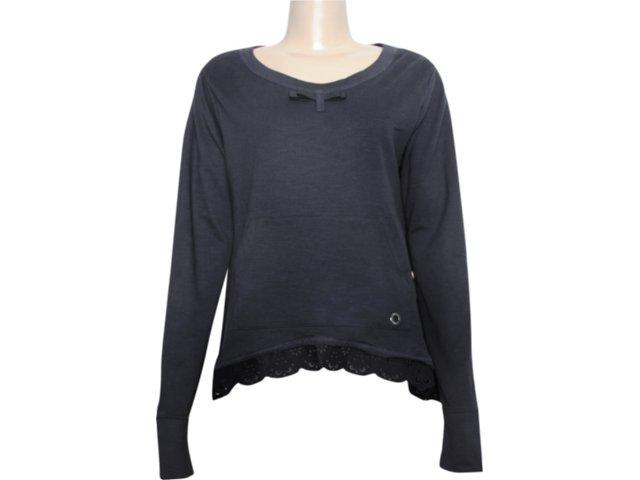 Blusa Feminina Cavalera Clothing 09.01.2153 Preto