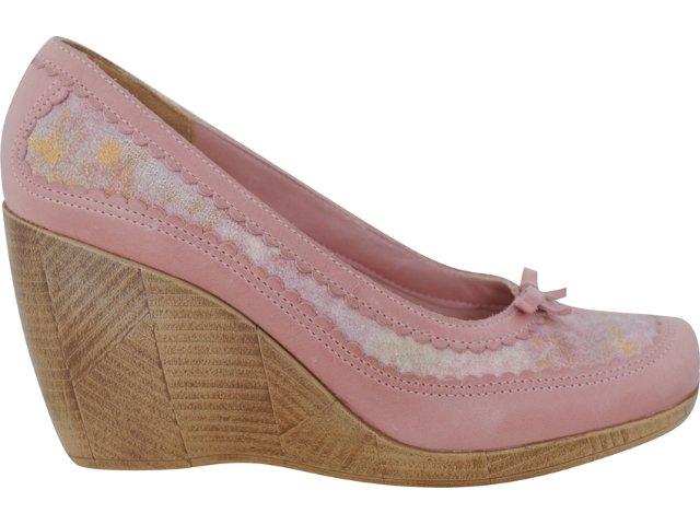 Sapato Feminino Dakota 3481 Rosa