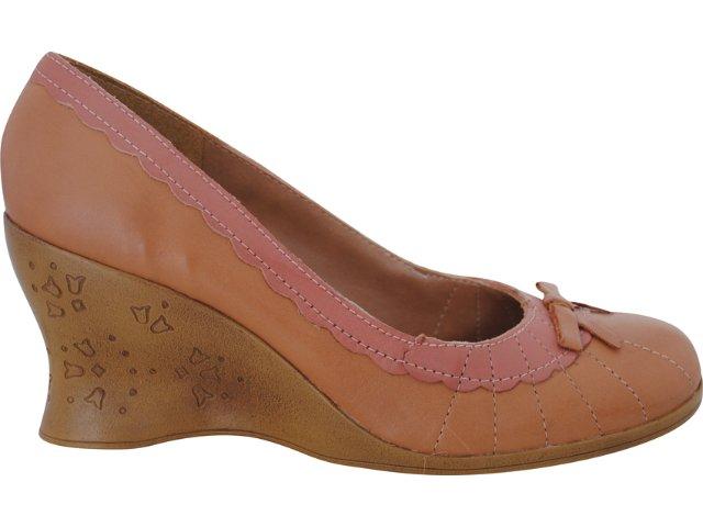 Sapato Feminino Dakota 3665 Avelã