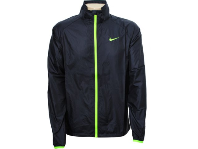 Jaqueta Masculina Nike 446269-012 Preto/limão