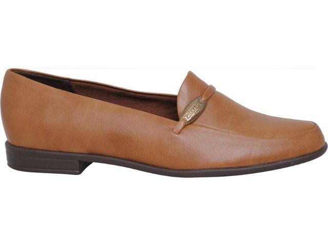 Sapato Feminino Piccadilly 250.079 Nozes