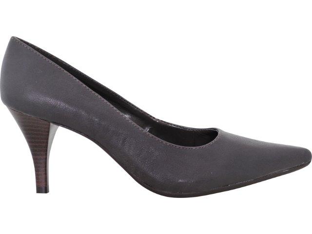 Sapato Feminino Via Marte 10-5605  Rato