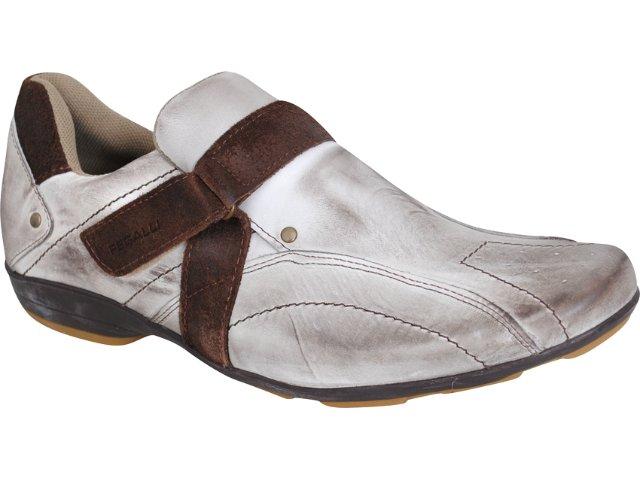 Sapato Masculino Fegalli 5200 Café