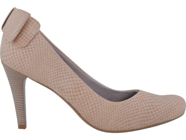 Sapato Feminino Ramarim 1167222 Nude