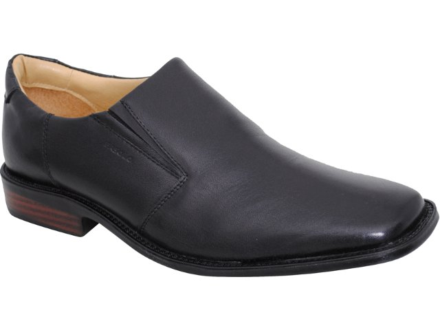 Sapato Masculino Fasolo 27007 Preto