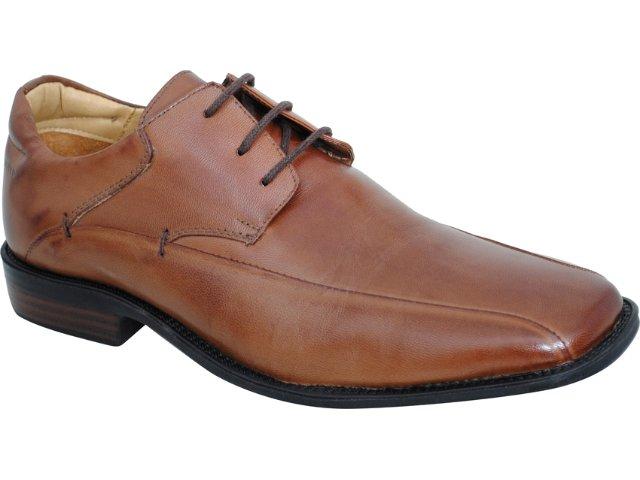 Sapato Masculino Fasolo 18004 Mascavo