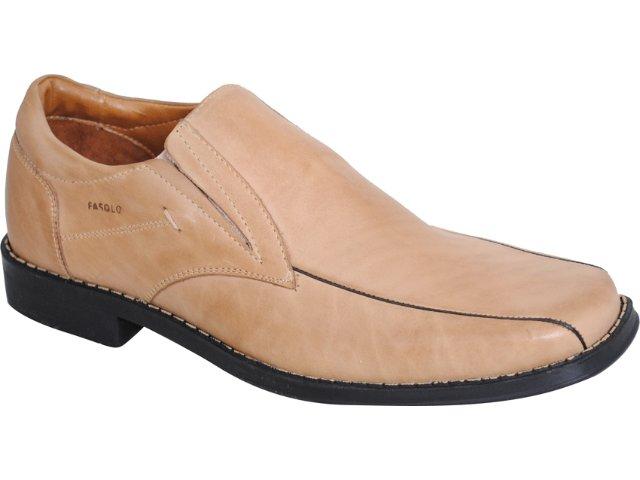 Sapato Masculino Fasolo 16064 Bambu