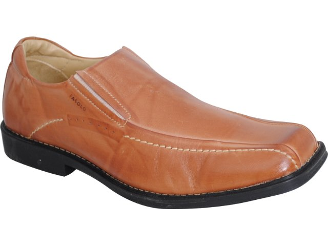 Sapato Masculino Fasolo 21500 Havana