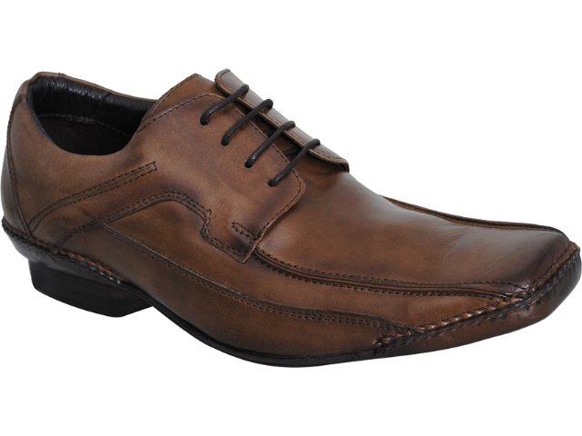 Sapato Masculino Mariner 8401 Bronze