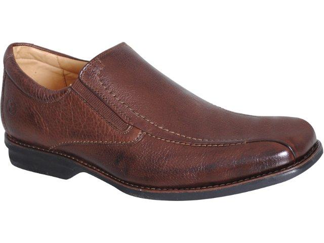 Sapato Masculino Anatomic Gel 7535 Marrom