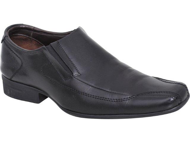 Sapato Masculino Art News 23004 Preto