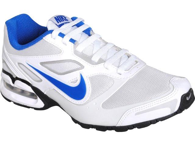 Tênis Masculino Nike 427428-104 Air Max Branco/azul