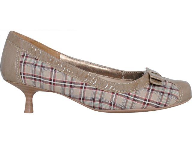 Sapato Feminino Dakota 9624 Rato/xadres
