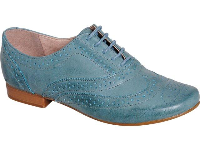 Sapato Feminino Bottero Oxford 149401 Caribe