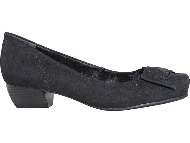 Sapato Feminino Ramarim 115203 Preto