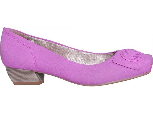 Sapato Feminino Ramarim 115203 Fúcsia