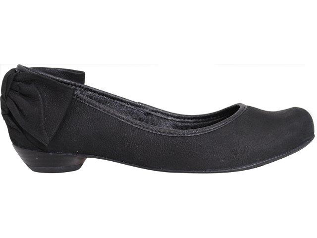 Sapato Feminino Ramarim 111202 Preto