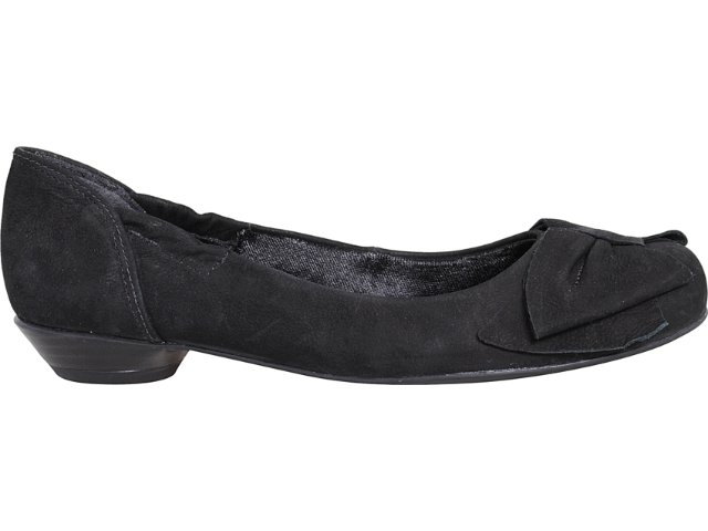 Sapato Feminino Ramarim 111203 Preto