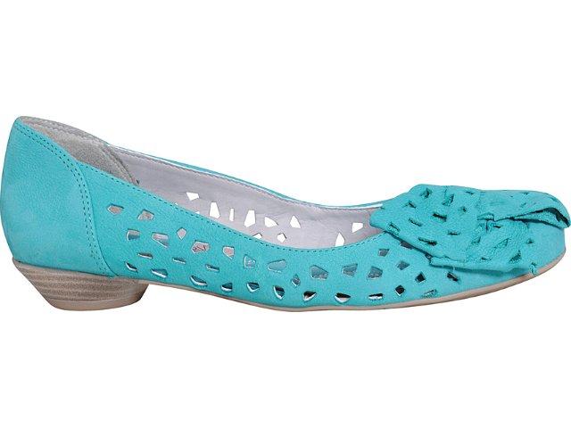 Sapato Feminino Ramarim 111204 Acqua