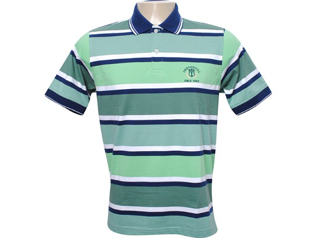 Camisa Masculina Individual 306.001.970 Verde